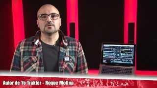 Presentación de Yo Traktor por el autor Roque Molina