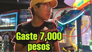 Vacie todas las máquinas de recorcholis en Morelia *Luisito vlogS*