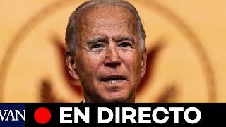DIRECTO: Joe Biden informa sobre la situación de la pandemia