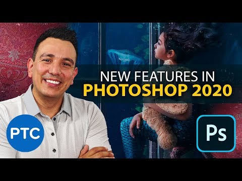 Photoshop 2020 NEW Features & Updates EXPLAINED!