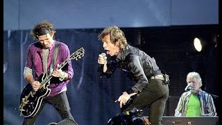 The Rolling Stones Rehearsals Alcatraz, Milan,  8 July 2006 (Including Video)