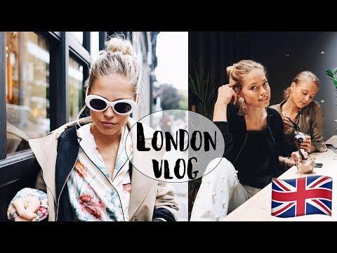 Eating Our Way Through London | Cornelia