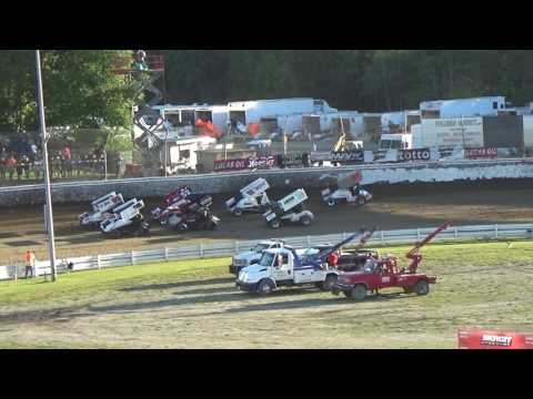 Skagit Speedway, Dirt Cup 2017, Night 1, ASCS National Series Heat Races 1,2,3,4,5 and 6