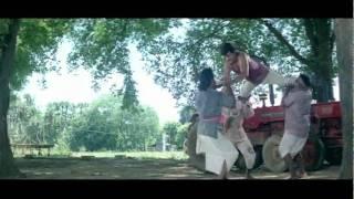 Индийское кино - Аватар отдыхает 2 Tractor fighting