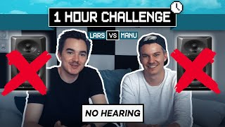 Making a DROP in 1 hour WITHOUT HEARING ANYTHING | 1 Hour Challenge | EP8 | No Hearing
