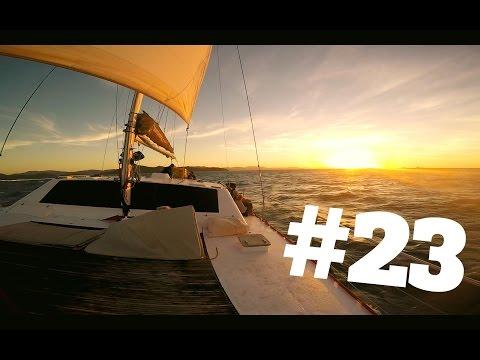 Whitsunday Islands Sailing Trip #1 [GoPro] / Airlie Beach / Work And Travel Australia 2014/15 #23