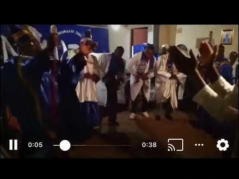 Zion Africa acts church...Bishop Ramangwala