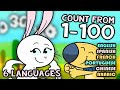 Counting To 100 6 Languages English Spanish French Chinese Portuguese Arabic mp3