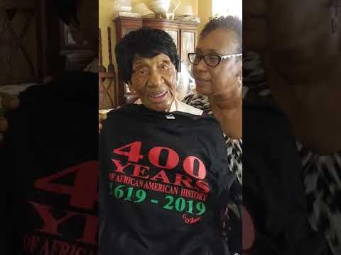 Amazing Decatur Woman Celebrates 111th Birthday