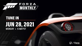 Forza Monthly | June 2021