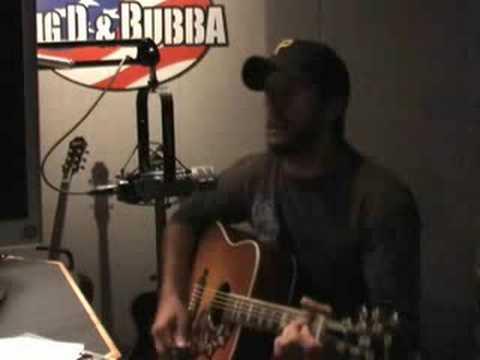 Luke Bryan All My Friends Say - SINGING LIVE