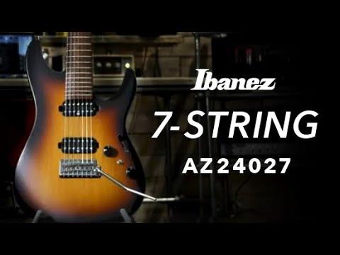 Ibanez AZ24027-TFF Electric Guitar featuring Lee Wrathe