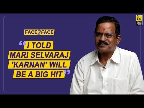 Kalaippuli S Thanu Interview With Baradwaj Rangan | Face 2 Face | Karnan | Mari Selvaraj | Dhanush - Film Companion South