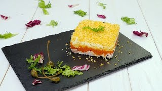 Салат «Бунито» - Рецепты от Со Вкусом