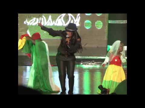 Nana Ama McBrown and Kwaku Manu on Ghana meets Naija stage