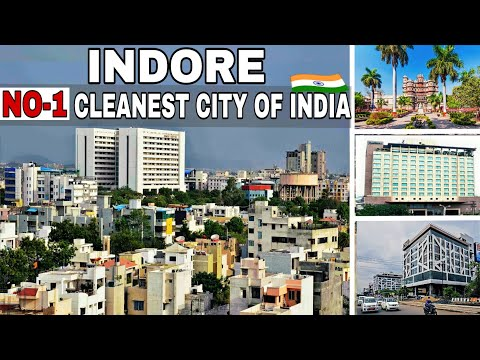 INDORE : Most Cleanest City Of India(2017)|Plenty Facts|Indore-Mini Mumbai|Indore City MydhyaPradesh