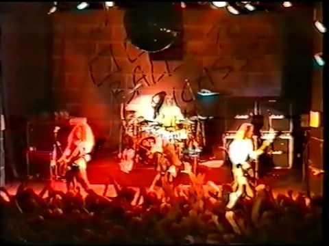 BRUCE DICKINSON LIVE IN HELSINKI 27 SEPTEMBER'94 GREAT SHOW