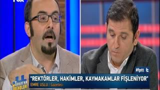 Hükümet-Gülen cemaati ilişkileri neden bozuldu FOX   Fatih Portakal ile TT 07/12/2013 (Emre Uslu)