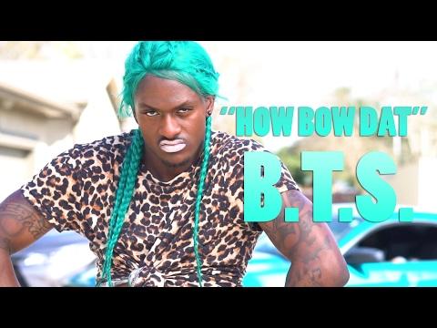 "@BLAMEITONKWAY ""HOW BOW DAT"" BTS @jayclark_htx"