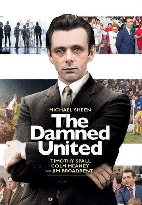 The Damned United is a great  movie about soccer.