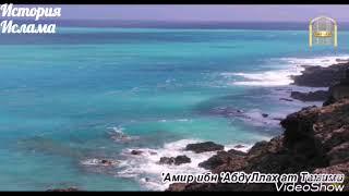 Один из лучших таби'инов - Амир ибн Абдуллах ат-Тамими