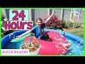 24 Hours In A Pool / JustJordan33