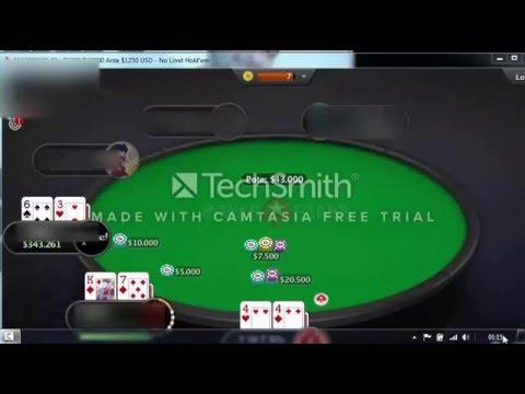 Node js poker