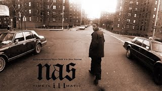 Nas Time Is Illmatic Q&A Recap