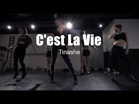"Lil'P ""C'est La Vie/Tinashe""@En Dance Studio SHIBUYA"