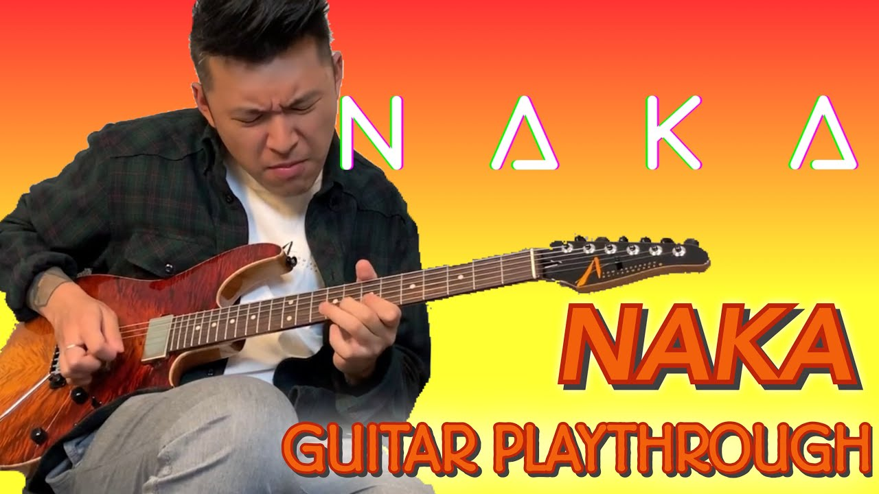 Download JASON KUI | NAKA feat. Andy Timmons (OFFICIAL PLAYTHROUGH VIDEO)