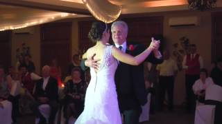 Father/Daughter dance to Cinderella by Steven Curtis Chapman