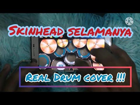 Skinhead Selamanya~ACAB (real drum cover)