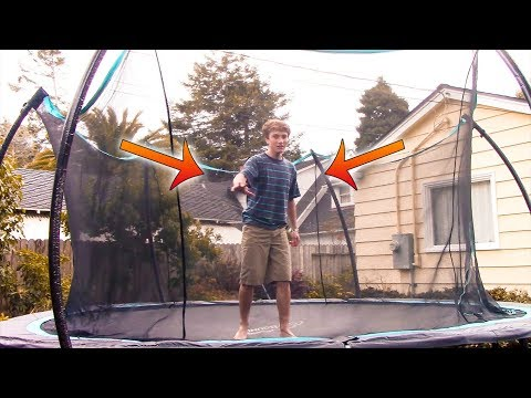 10 EASIEST TRAMPOLINE TRICKS YOU CAN LEARN TODAY