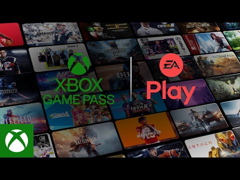 Obtenha o EA Play com Xbox Game Pass Ultimate e Xbox Game Pass para PC