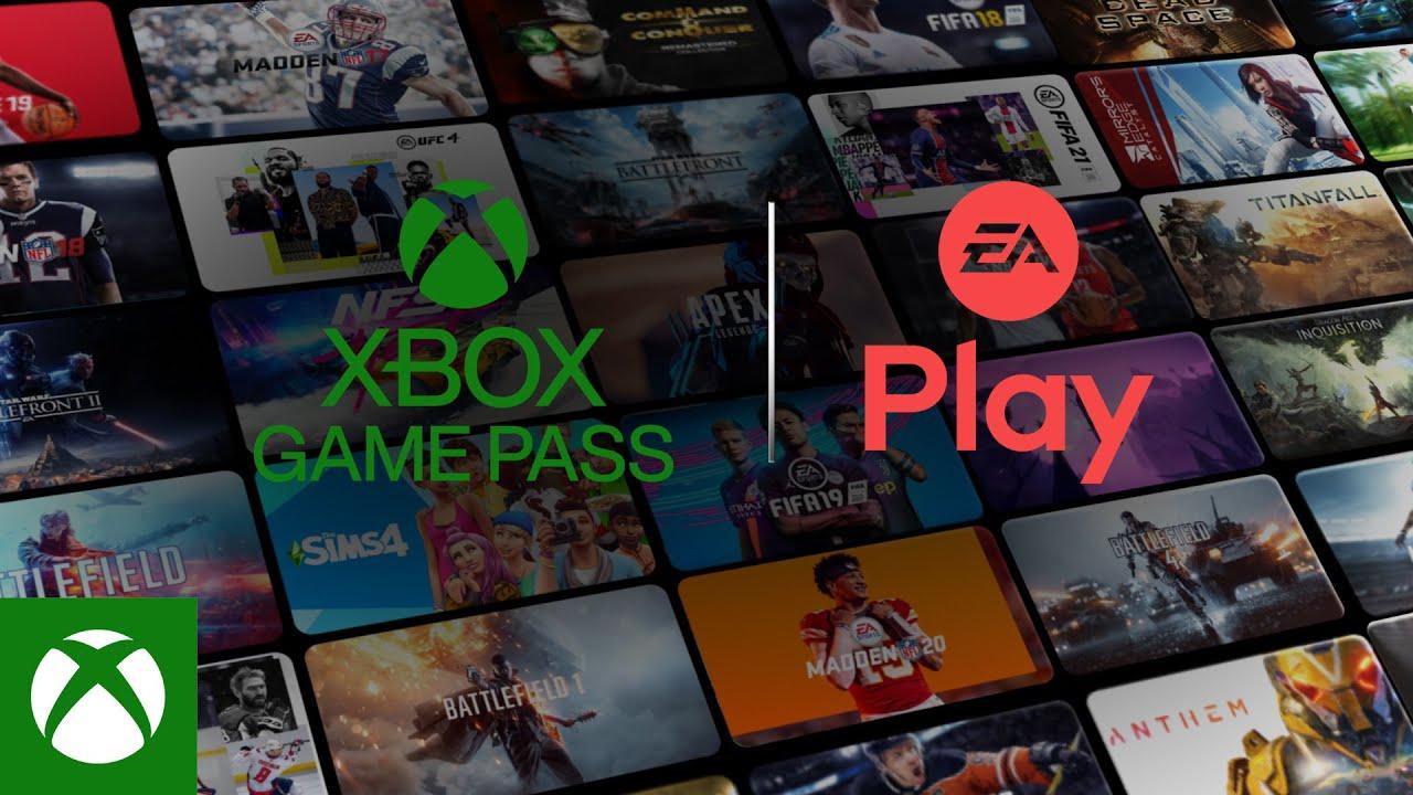 Купить EA PLAY (EA ACCESS) 12 МЕСЯЦЕВ  (XBOX ONE/REGION FREE)