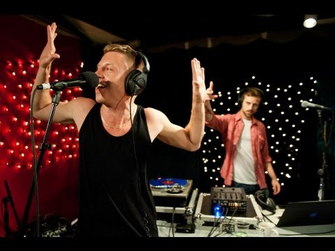 Macklemore & Ryan Lewis - Can't Hold Us (Live on KEXP)