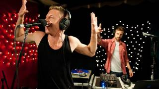 macklemore ryan lewis cant hold us live on kexp
