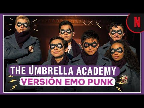 The Umbrella Academy: resumen de la temporada 1 en emo punk | Series cantadas