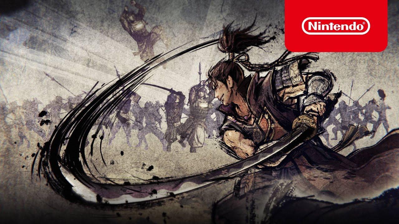SAMURAI WARRIORS 5 –¡Ya disponible! (Nintendo Switch)