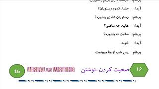 Learn to Speak Persian FAST: For Intermediate - Lesson 1 - Invitation - Part 11