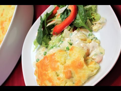 Creamy Cheesy Fish Pie By Hasina's Homemade