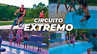 CARRERA EXTREMA | Crossfit & Calistenia & Biatlon * JEYX TEAM VS IRON TEAM *