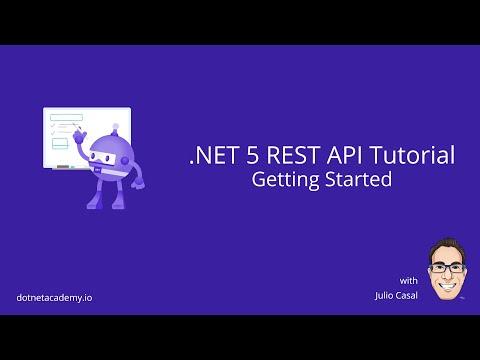 .NET 5 REST