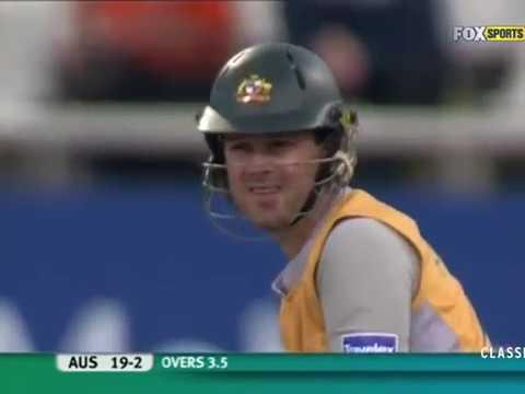 AUSTRALIA Vs ZIMBABWE | WORLD T20 2007 | The BIG Upset | Fill Highlights