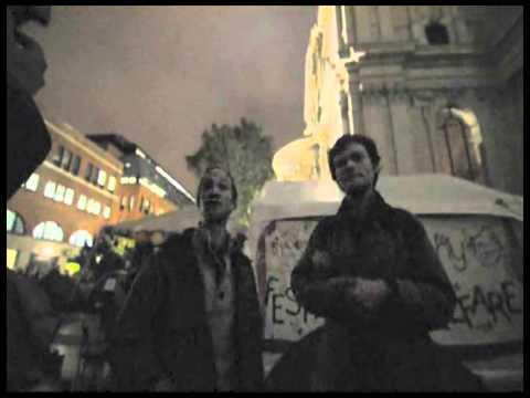 Occupy LSX - a guided tour
