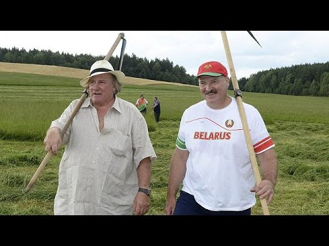 Farmhand Depardieu - no comment