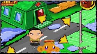 Monkey go Happy Army Base Game Walkthrough (Full Game)
