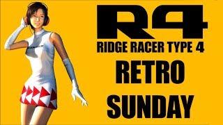 Retro Sunday - Ridge Racer Type 4