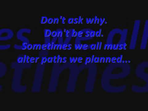 Kamelot - Lost and damned (lyrics)