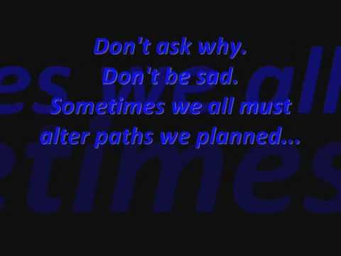 Kamelot - Lost and damned (lyrics)